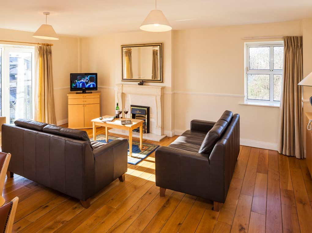 Baggot Rath House Apartment