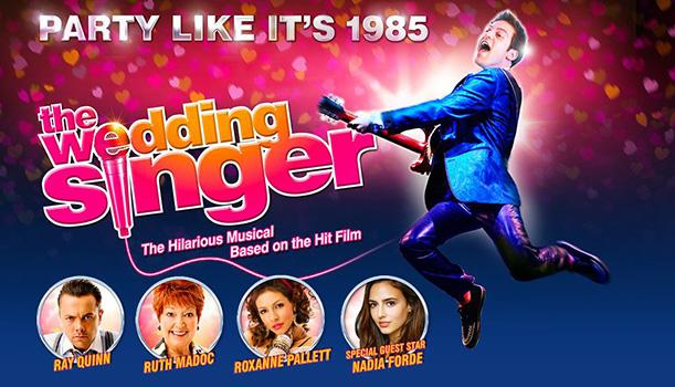 The Wedding Singer – The Musical comes to the Bord Gáis Energy Theatre