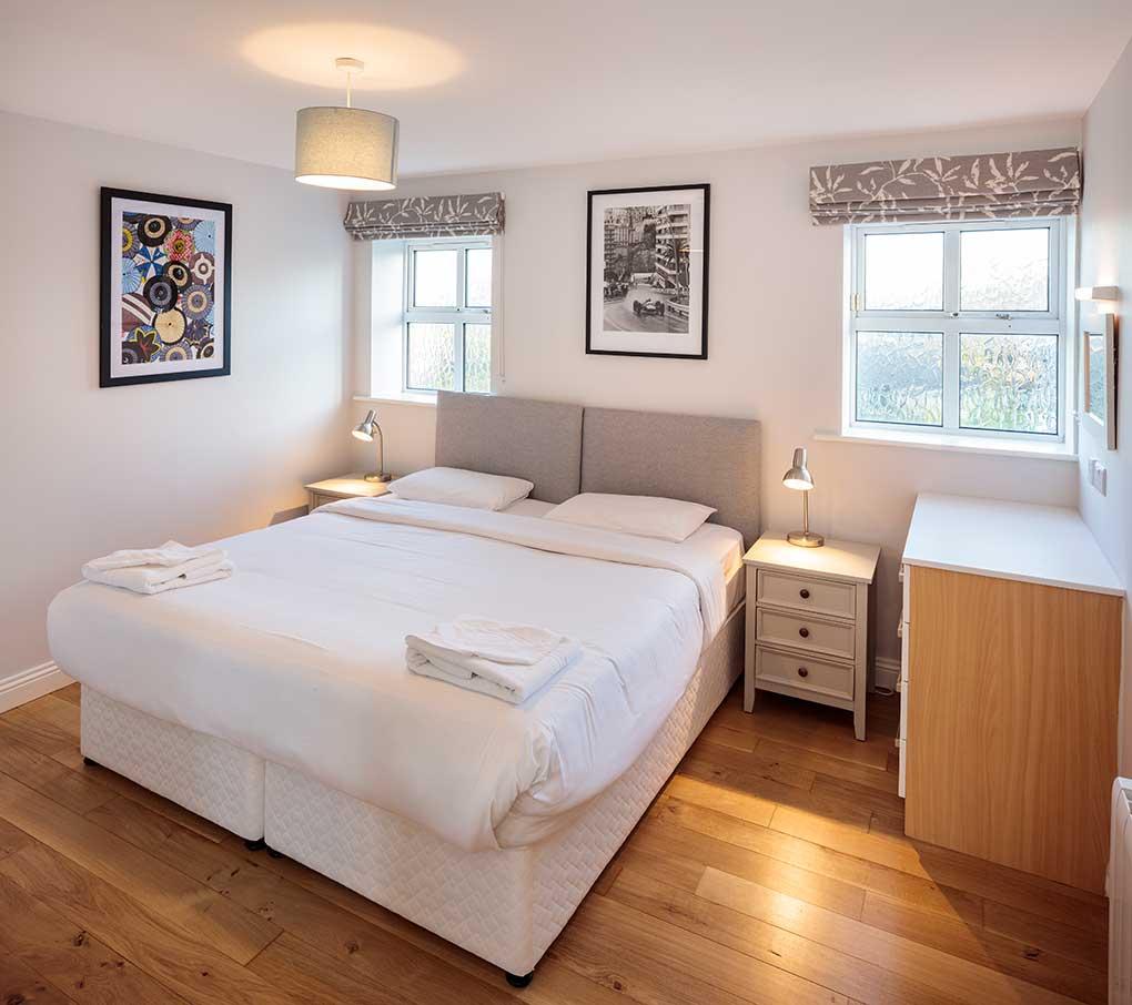 Bedroom Baggot Rath House Apartments