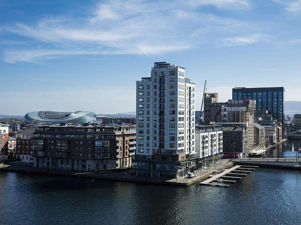 Millennium Tower & Charlotte Quay, Millennium Tower