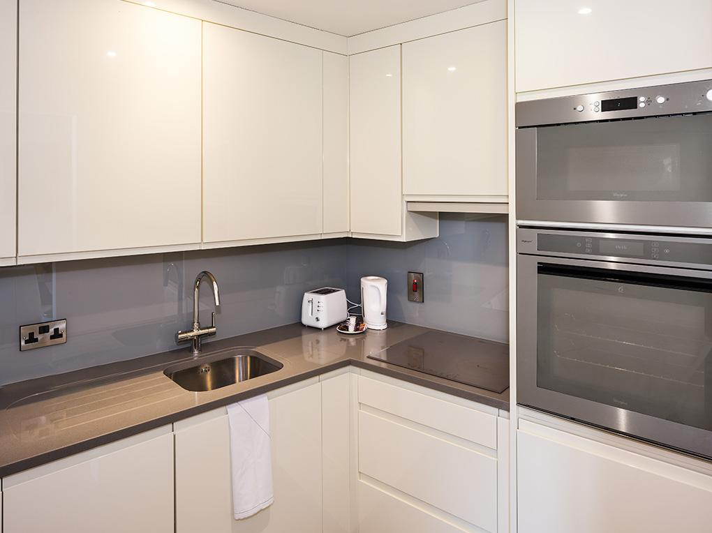 Kitchen, The Oaks, Rockfield Apartments,