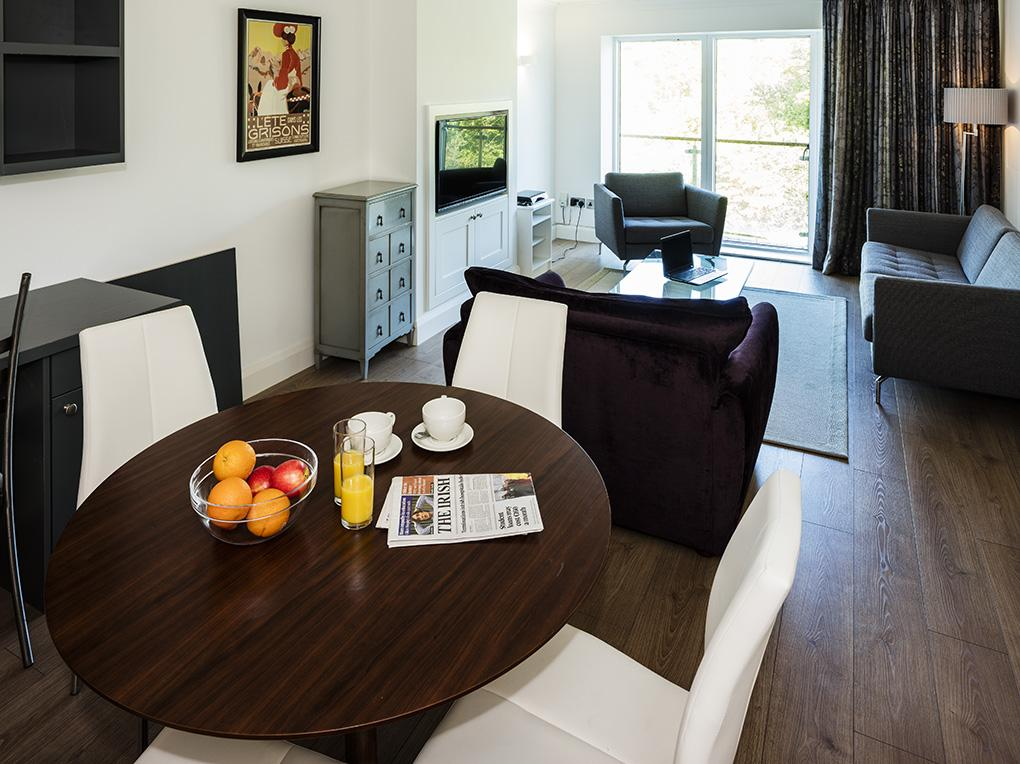 Lounge & Dining, The Oaks, Rockfield Apartments,