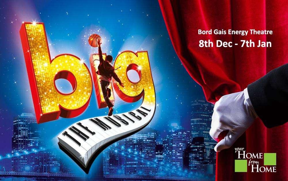 big the musical Dec/Jan