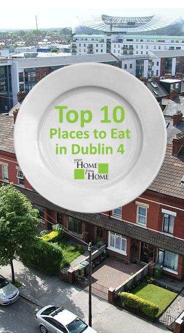 Top 10 Places to Eat in Dublin