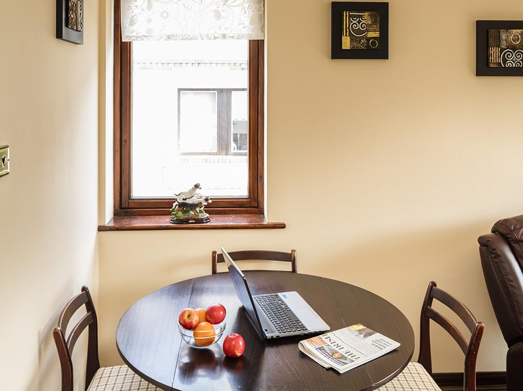 Dining, Wellington Lodge Apartments