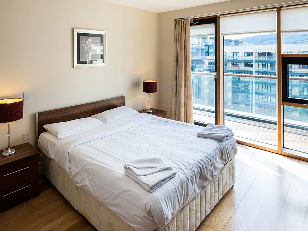 The Edges, Top Floor Two bedroom Apartment, Sandyford.