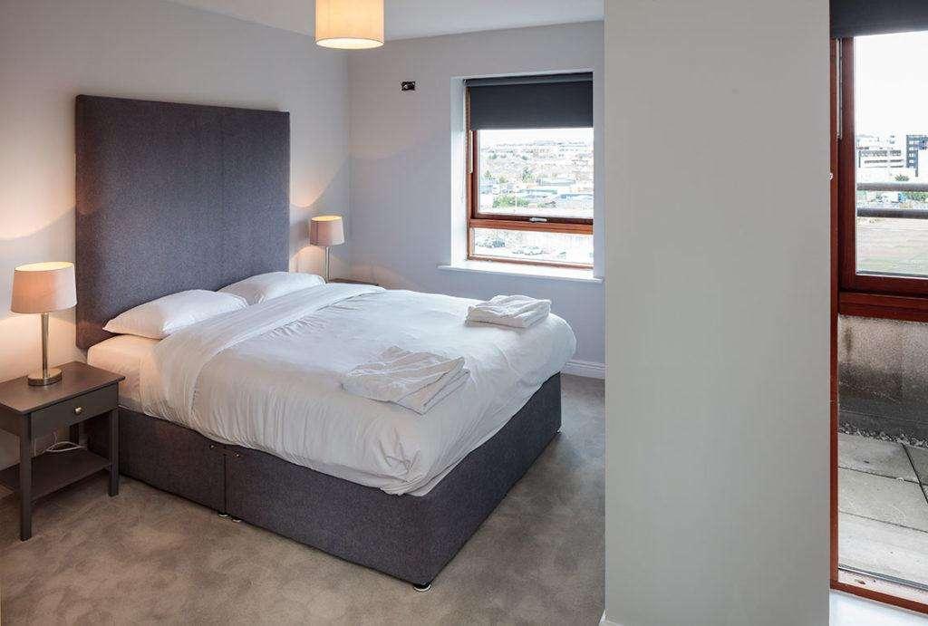 Castleforbes Apartment Bedroom