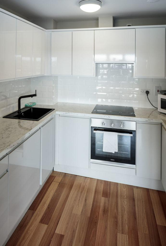 Castleforbes Apartment Kitchen