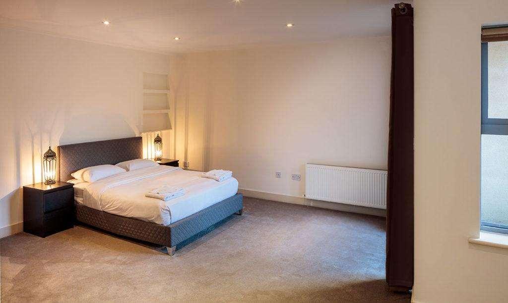 Grattan Street Bedroom