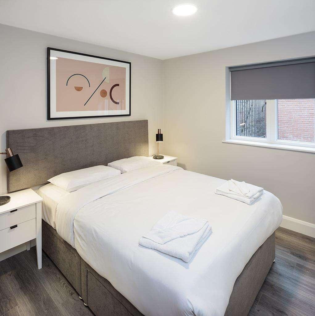 Durrow Mews Bedroom